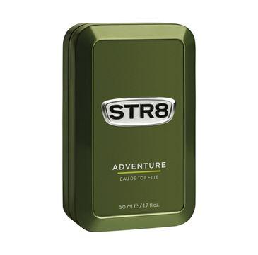 STR8 Adventure woda toaletowa męska spray 50 ml