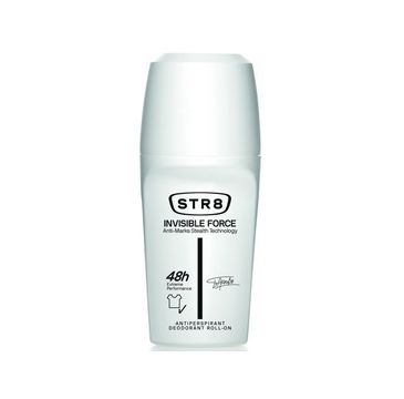 STR8 Invisible Force antyperspirant w kulce 50 ml