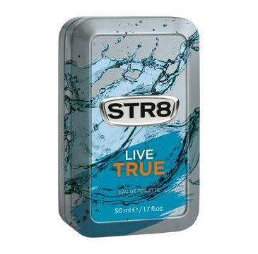 STR8 Live True woda toaletowa męska 50 ml