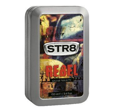 STR8 Rebel woda toaletowa w sprayu 100 ml
