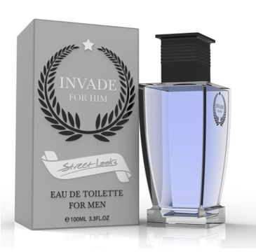 Street Looks – Invade For Him woda toaletowa spray (100 ml)