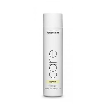 Subrina Care Repair Shampoo szampon do włosów suchych i zniszczonych (250 ml)