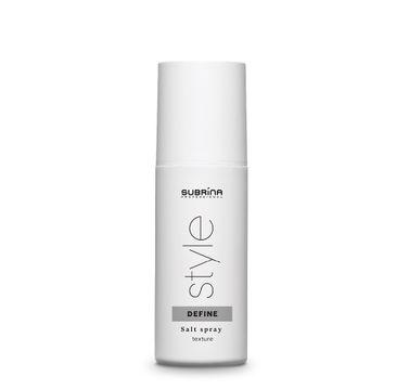 Subrina Style Define Salt spray zwiększający objętość włosów z solą morską (150 ml)