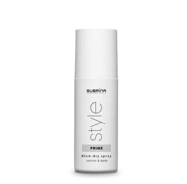 Subrina Style Prime Blow Dry spray przyspieszający suszenie włosów (150 ml)