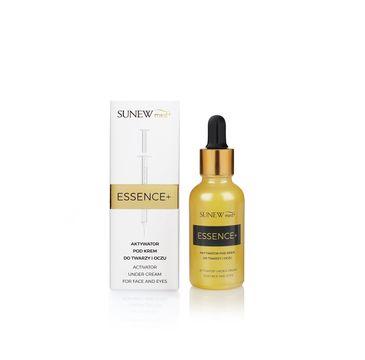 Sunew Med Essence+ – Aktywator pod krem do twarzy i oczu (50 ml)