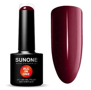 Sunone All In One lakier hybrydowy 3w1 C18 Cleo (5 ml)