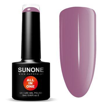 Sunone All In One lakier hybrydowy 3w1 F05 Florene (5 ml)