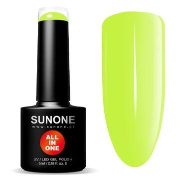 Sunone All In One lakier hybrydowy 3w1 Z02 Zuzu (5 ml)
