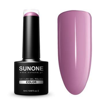 Sunone  – UV/LED Gel Polish Color lakier hybrydowy F05 Florene (5 ml_