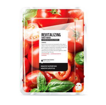 Superfood For Skin Revitalizing Sheet Mask - rewitalizująca maseczka do twarzy Pomidor 25 ml