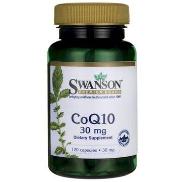 Swanson Koenzym Q10 30mg suplement diety 120 kapsułek
