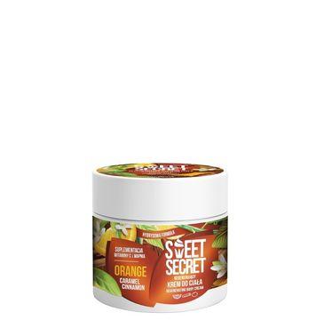 Sweet Secret regenerujący krem hybrydowy do ciała 200 ml
