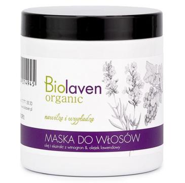 Biolaven – wygładzająca maska do włosów (250ml)