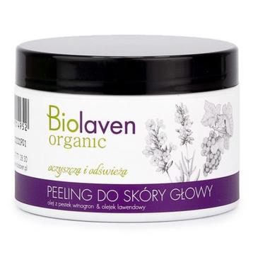 Biolaven – cukrowy peeling do skóry głowy (150ml)