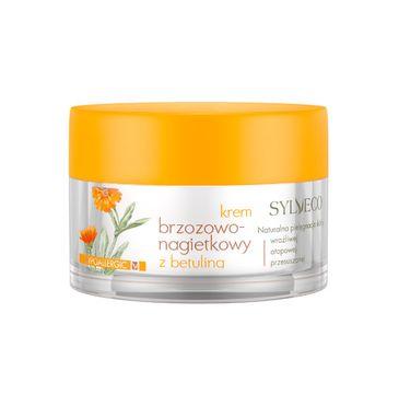 Sylveco – krem do twarzy brzozowo nagietkowy z betuliną (50 ml)