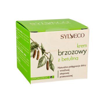 Sylveco – krem do twarzy brzozowy z betuliną (50 ml)