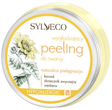 Sylveco – wygładzający peeling do twarzy (75 ml)