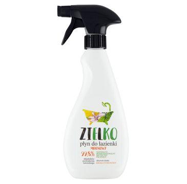 Zielko – Płyn do łazienki Melonowy (500 ml)