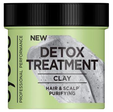 Syoss Detox Treatment - kuracja detoksykująco-oczyszczająca do włosów (200 ml)