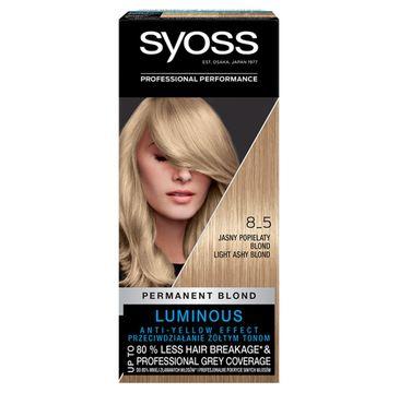 Syoss – Farba do włosów bardzo jasny blond nr 8-5 (1op.)