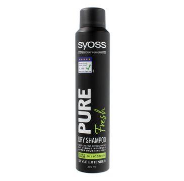 Syoss Pure Fresh suchy szampon do włosów 200 ml