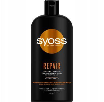 Syoss Repair Shampoo szampon do włosów suchych i zniszczonych (750 ml)