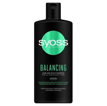 Syoss – Szampon Balancing (440 ml)