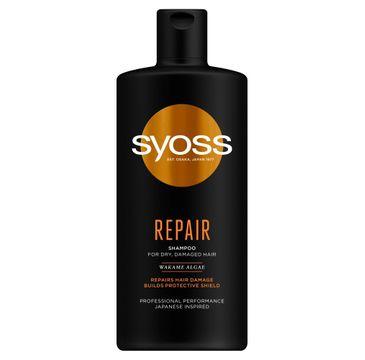 Syoss Szampon do włosów zniszczonych Repair (440 ml)