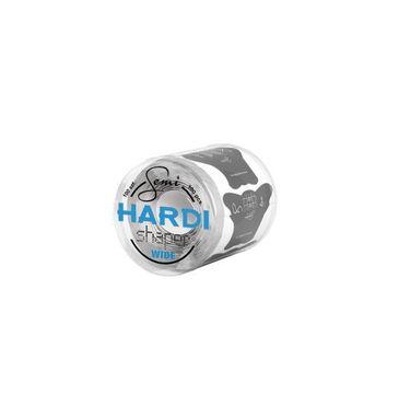 Szablon do przedłużania paznokci Semilac Semi Hardi Sharper Wide 100 szt.