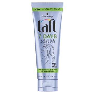 Taft 7Days Volume Balsam do włosów nadający objętość  75ml