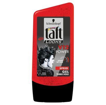 Taft Looks Power V12  żel do modelowania włosów 150 ml