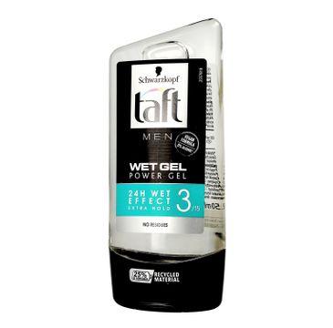 Taft Looks Wet Look żel do włosów nadaje połysk 150 ml