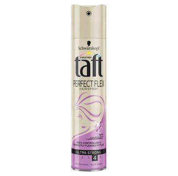 Taft Perfect Flex lakier do włosów ultra mocny 250 ml