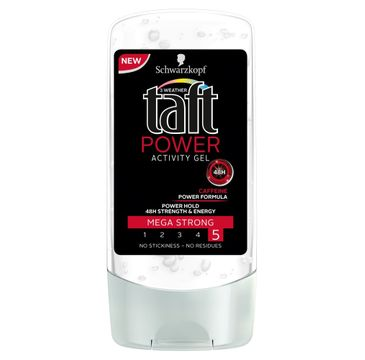 Taft Power Activity żel do modelowania włosów 150 ml
