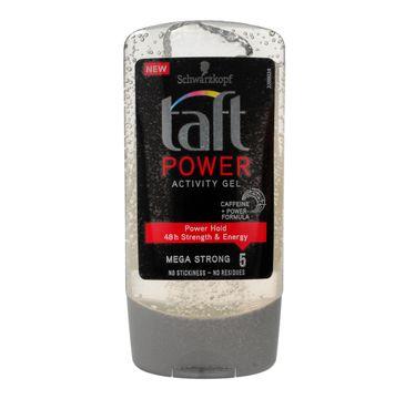 Taft Power Activity żel do modelowania włosów 150 ml