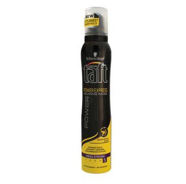 Taft Power Express pianka do każdego typu włosów nadająca objętość 200 ml