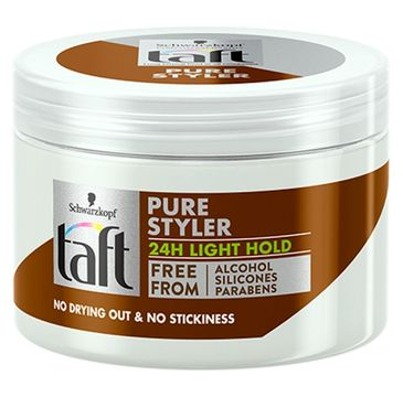 Taft Pure Styler Hair Gel żel do włosów 24h Light Hold 150ml