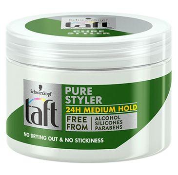 Taft Pure Styler Hair Gel żel do włosów 24h Medium Hold 150ml