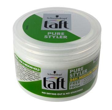 Taft Pure Styler Medium żel modelujący do włosów 150 ml