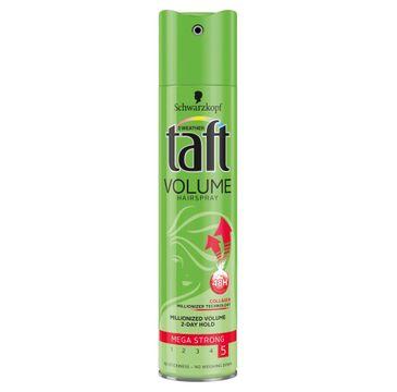 Taft True Volume lakier do każdego typu włosów mega mocny (250ml)
