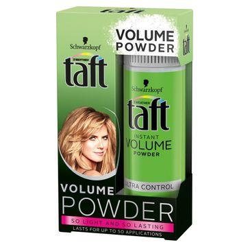 Taft Volume puder do włosów zwiększający objętość 10 g