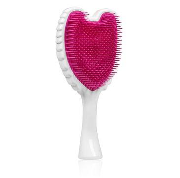 Tangle Angel Reborn Angel Detangling Hairbrush szczotka do włosów White Fuchsia (1 szt.)