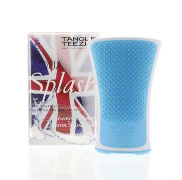 Tangle Teezer Aqua Splash Hairbrush szczotka do włosów Blue Lagoon