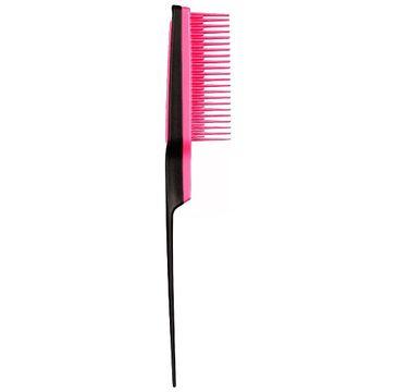Tangle Teezer Back Combing grzebień do włosów Black Pink (1 szt.)