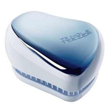 Tangle Teezer – Compact Styler Hairbrush szczotka do włosów Baby Blue Chrome (1 szt.)
