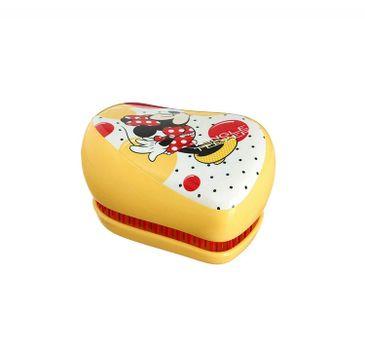 Tangle Teezer Compact Styler Hairbrush szczotka do włosów Minnie Mouse Yellow