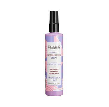 Tangle Teezer Everyday Detangling Spray Fine/Medium Hair spray do rozczesywania cienkich i normalnych włosów (150 ml)