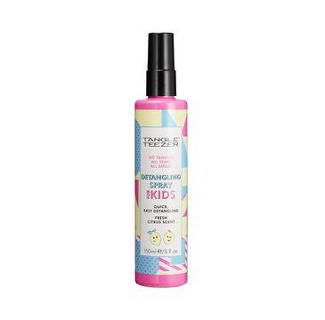 Tangle Teezer Everyday Detangling Spray For Kids spray do rozczesywania włosów dla dzieci (150 ml)