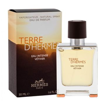 Terre D'Hermes – Eau Intense Vetiver woda perfumowana spray (100 ml)