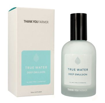 Thank You Farmer True Water – emulsja do twarzy (130 ml)